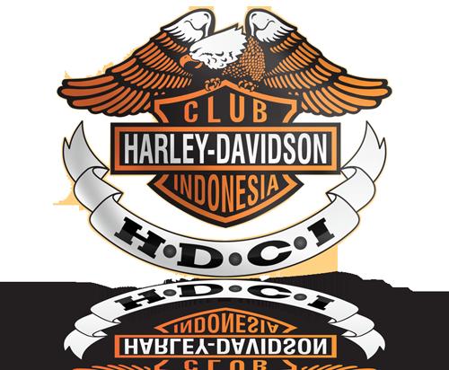 Harley Davidson Symbol: Logo Harley Davidson Club Indonesia