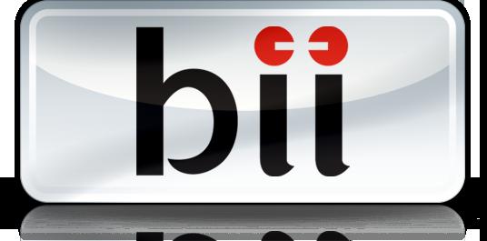 Bii Logo Vector Logo Bii Bii Icon Bii