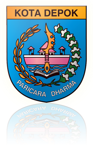 Logo Pemerintah Kota Depok Logo Bagus