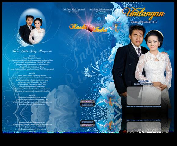 Desain Undangan Pernikahan 01082012