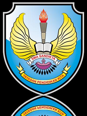 Logo Sma Sandikta Logo Bagus