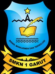 Logo SMK1 Garut